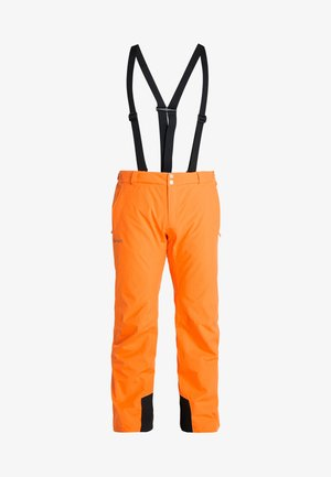 PUNTTI PANTS - Talvihousut - vibrant orange