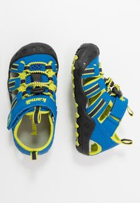 Kamik - CRAB - Walking sandals - strong blue - 0