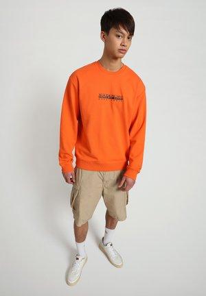 B-BOX CREW - Sweatshirt - orangeade
