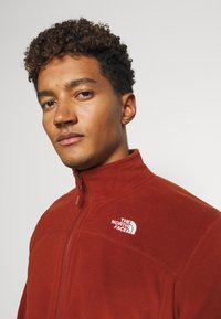 The North Face - GLACIER URBAN  - Fleece jacket - brandy brown - 3