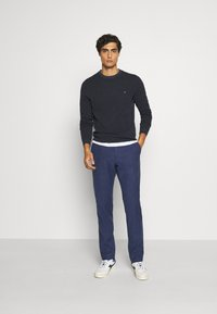 Tommy Hilfiger Tailored - FLEX PANT - Trousers - blue - 1