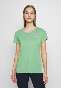 Columbia - LAVA LAKE™ TEE - Basic T-shirt - light lichen - 0