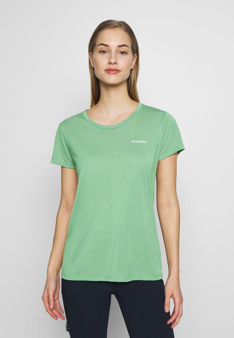 Columbia - LAVA LAKE™ TEE - Basic T-shirt - light lichen