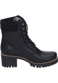 Panama Jack - Lace-up ankle boots - black - 5