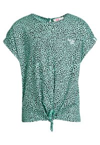 WE Fashion - MET DIERENDESSIN - Blouse - mint green - 5