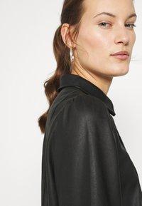 Modström - GAMAL DRESS - Robe chemise - black - 3