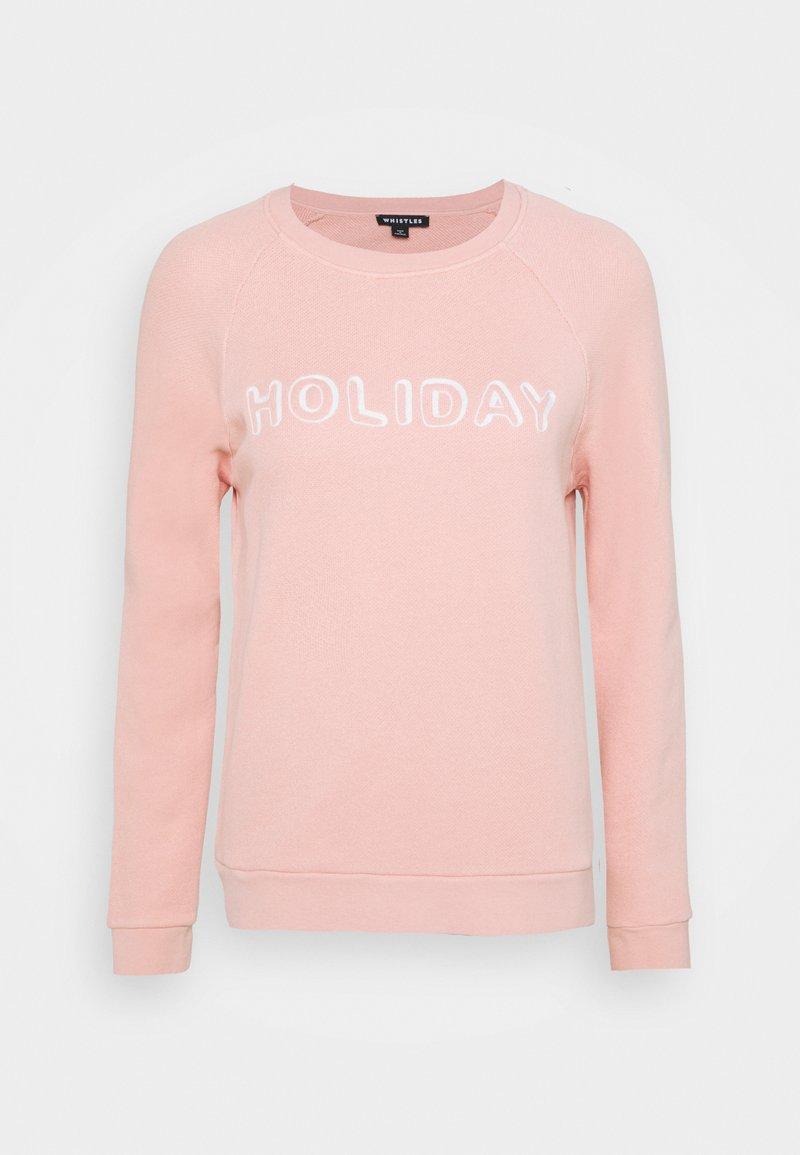 Whistles - HOLIDAY - Collegepaita - pink