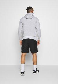 Lacoste Sport - TENNIS - Sportovní kraťasy - black/calluna/white - 2