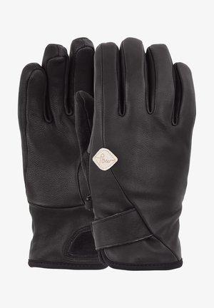 CHASE - Fingerhandschuh - black