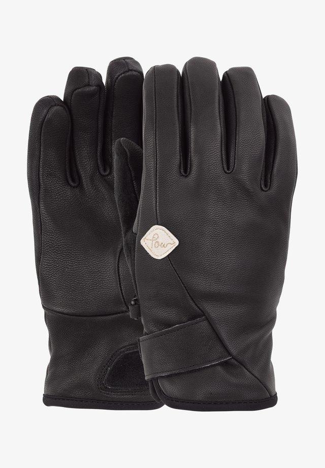 CHASE - Gloves - black