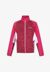 Regatta - OKLAHOMA - Fleece jacket - dark cerise - 0