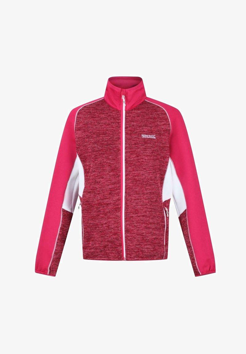 Regatta - OKLAHOMA - Fleece jacket - dark cerise