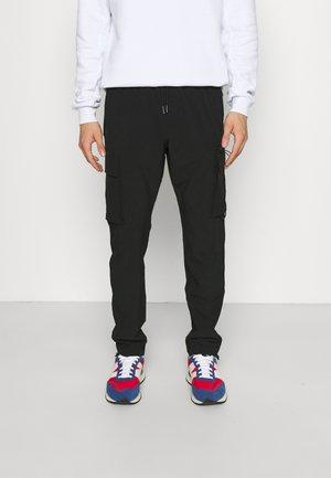 BLANCO WOVEN  - Kalhoty - black
