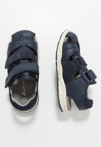 OSCAR UNISEX - Walking sandals - navy