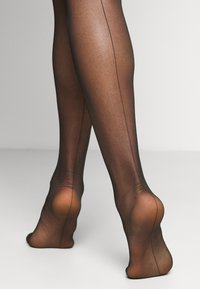 FALKE - SHEER LADY TI - Tights - black - 4