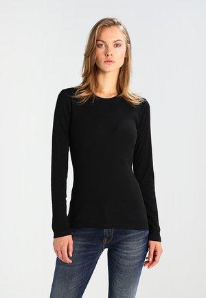 ALEXA - Long sleeved top - black