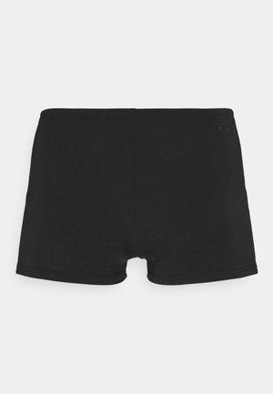 BOOM LOGO SPLICE - Swimming trunks - black/oxid grey