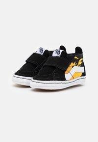 Vans - SK8 CRIB - First shoes - black/true white - 1