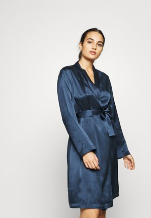 VESTAGLIA CORTA - Dressing gown - denim