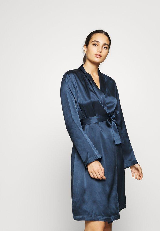 VESTAGLIA CORTA - Dressing gown - denim