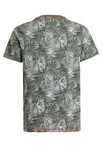 WE Fashion - T-shirts print - army green - 4