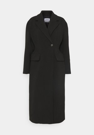 SETH COAT - Mantel - black