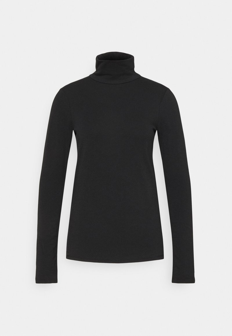 GAP - Long sleeved top - true black