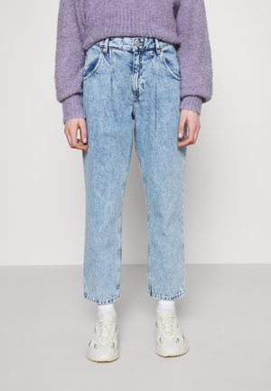 MAJA - Relaxed fit jeans - blue dusty light