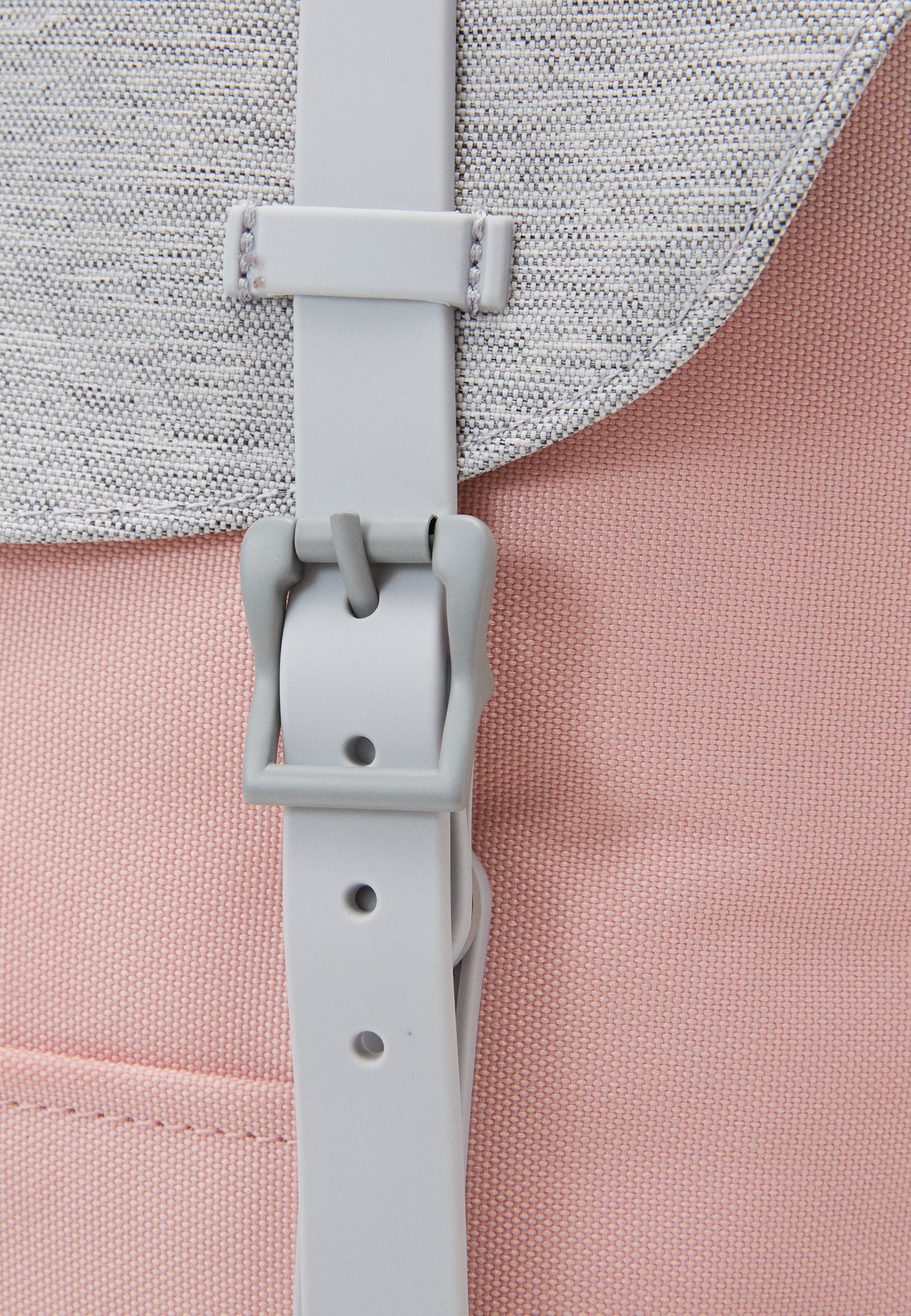 Herschel RETREAT MID VOLUME - Ryggsekk - mellow rose/light grey crosshatch/grå oPcaaZ9R63oEX1K