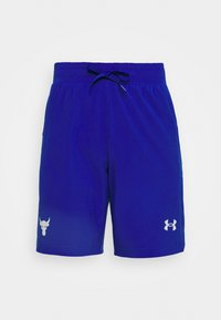 Under Armour - PROJECT ROCK SNAP SHORTS - Pantaloncini sportivi - blue - 5