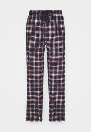 PYJAMA LANG - Pyjama bottoms - blue dark