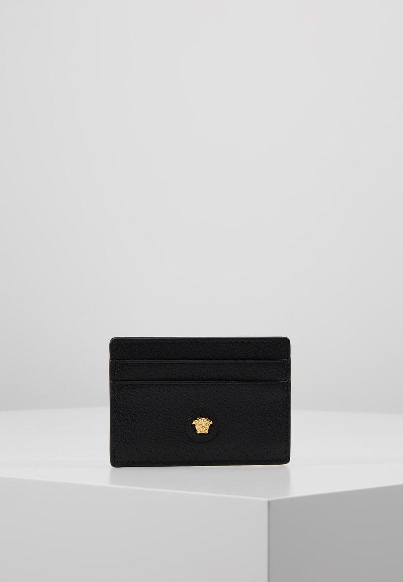 Versace - Geldbörse - nero/oro caldo
