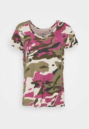 VNECK - T-shirt imprimé - whitebait pop multi