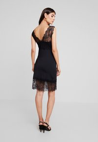 Rosemunde - DRESS - Cocktail dress / Party dress - black - 3