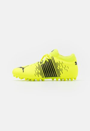 FUTURE Z 4.1 MG - Moulded stud football boots - yellow alert/black/white