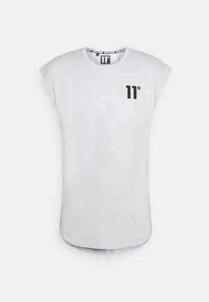 CORE CUT  - Basic T-shirt - vapour grey