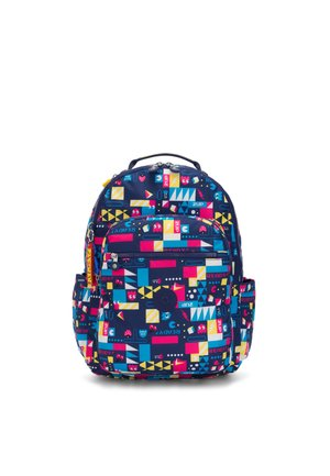 SEOUL - School bag - blue