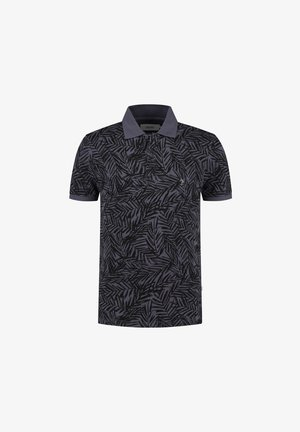Polo shirt - dusty anthracite grey