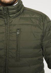 Esprit - THINS - Lehká bunda - khaki green - 4
