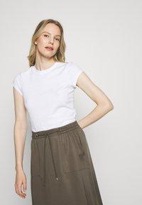Anna Field - Basic T-shirt - white - 0
