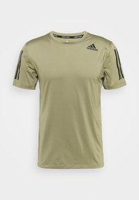 adidas Performance - T-shirts print - orbit green - 0
