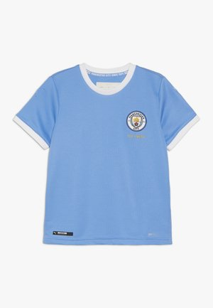 MANCHESTER CITY ANNIVERSARY REPLICA - Club wear - marina/white