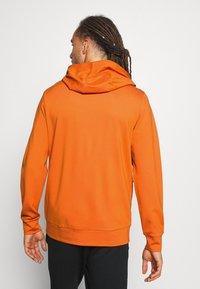 Calvin Klein Performance - HOODIE - Huppari - orange - 2