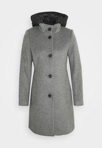 Esprit Collection - Short coat - gunmetal - 4