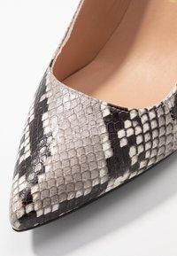 Unisa - TOLA - High heels - ivory - 2