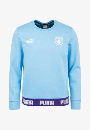 MANCHESTER CITY FTBLCULTURE - Club wear - team light blue/puma white