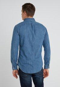 Polo Ralph Lauren - SLIM FIT - Shirt - dark wash - 2