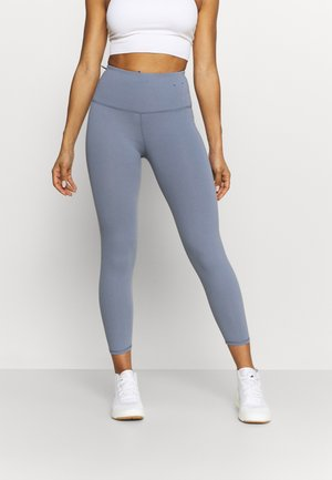 ACTIVE HIGHWAIST CORE 7/8 - Leggings - blue jay