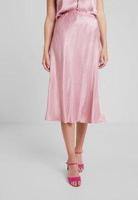 Ghost - JOSIE SKIRT - A-line skirt - lilac - 0