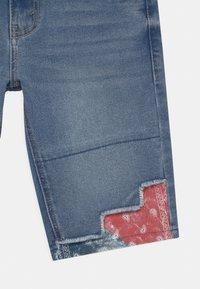 Levi's® - SLIM FIT ECO FLEX  - Denim shorts - dark blue denim - 2